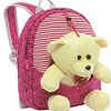 Plush Polar Bear Backpack