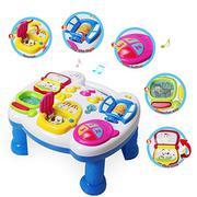 Techhark Musical Learning Table for kids   Baby Toys