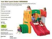 Outdoor Play Equipment in Bangalore