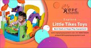 Soft Play Equipment Manufacturers in Bangalore