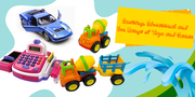 Up to 70% + Extra 5% Off on Kids Toys Offer   Techhark Store